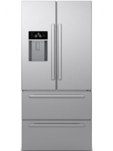 Blomberg KFD4952XD Frost Free Side-by-Side Fridge Freezer